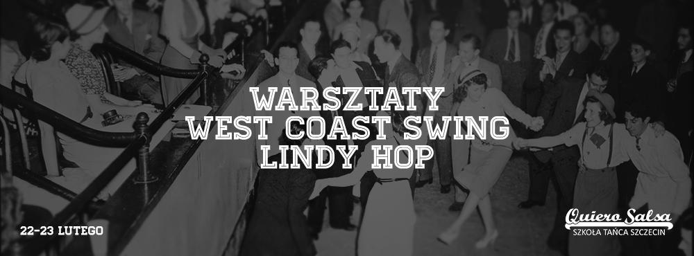 West Coast Swing i Lindy Hop