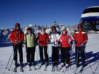 Sezon narciarsko-salsowy