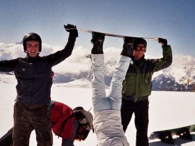 Obóz taneczno-narciarski