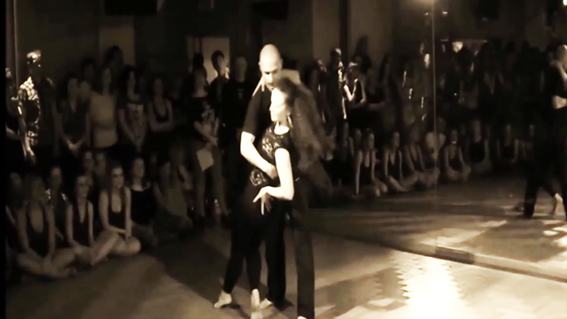 Show podczas Salsa Spring Break 2014