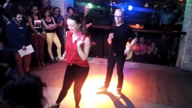 Pokaz na festiwalu Dancers4Kids w Warszawie