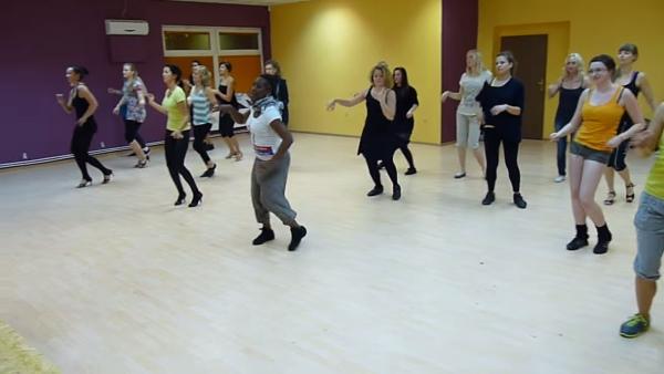 Zajęcia Regli Bachata Ladies Styling w szkole Dance Fusion
