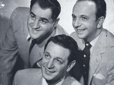 4. Frank Petty Trio - Jingle Bells Mambo
