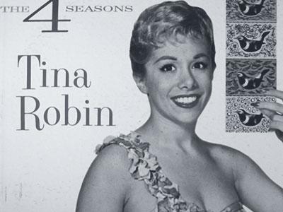 5. Tina Robin - Winter Wonderland Cha Cha