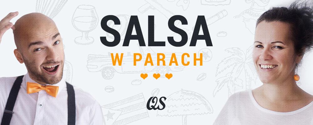 Salsa w Parach na 5 poziomach zaawansowania