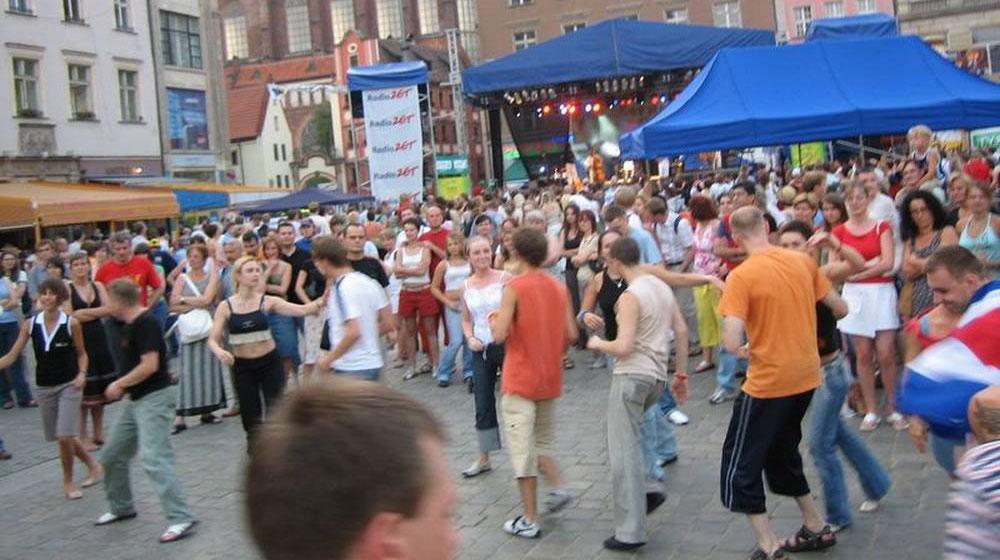 Tańczyliśmy ogromną ruedę na Rynku Głównym